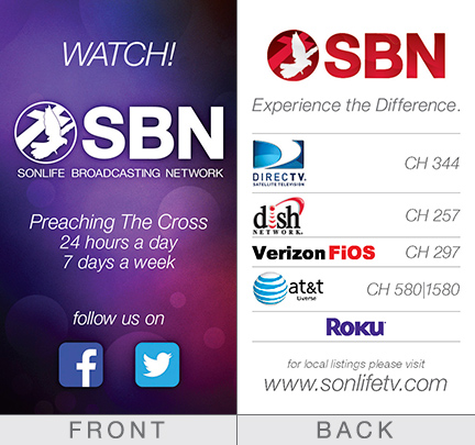 SBN US Business Cards